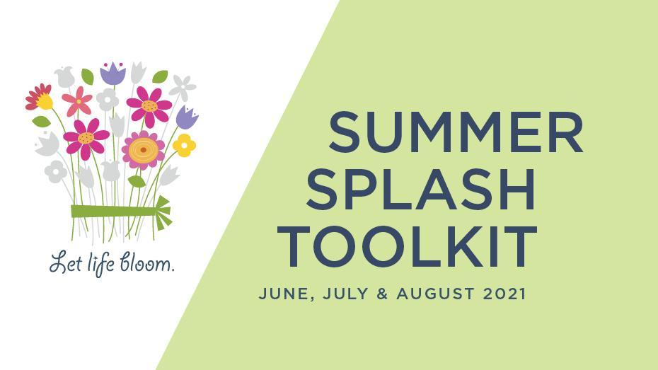 kit de herramientas de verano