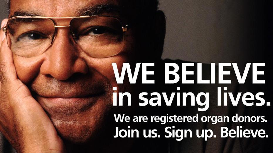 Creemos en salvar vidas.